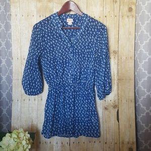 Mossimo tunic/blouse. Like new. Size m.